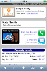 The Future of The Mobile Real Estate Search on Iphone